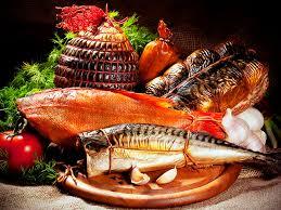 Рыба и рыбные изделия