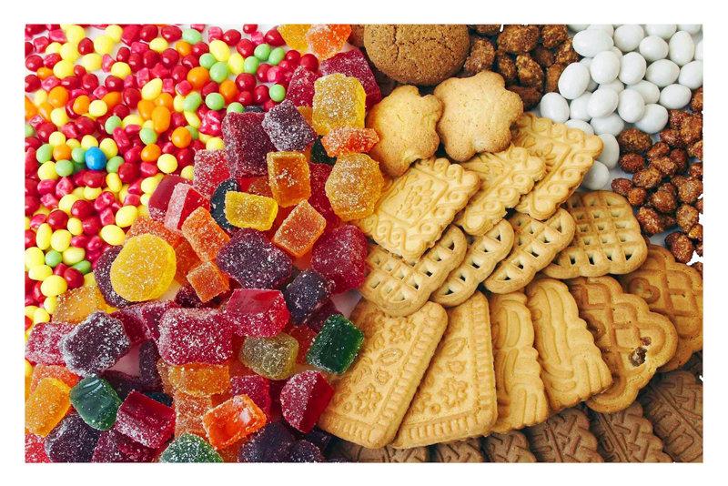 Кондитерские изделия, мед и варенья